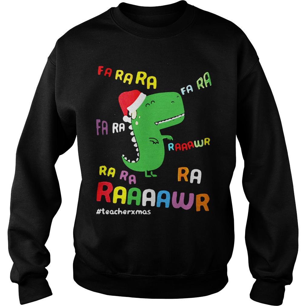 Dinosaurs Hat Christmas Sweater
