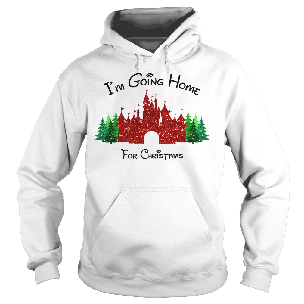 I am going home for Christmas Hoodie