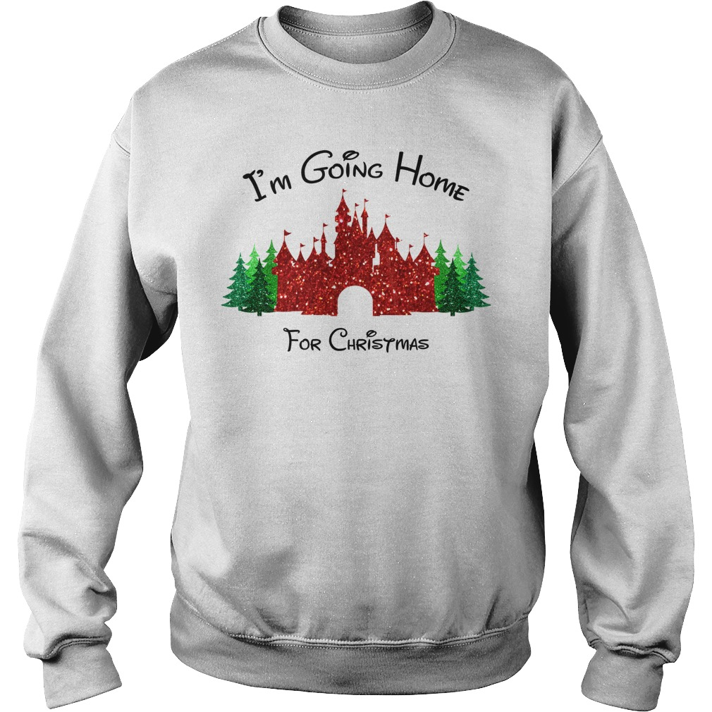 I am going home for Christmas sweater