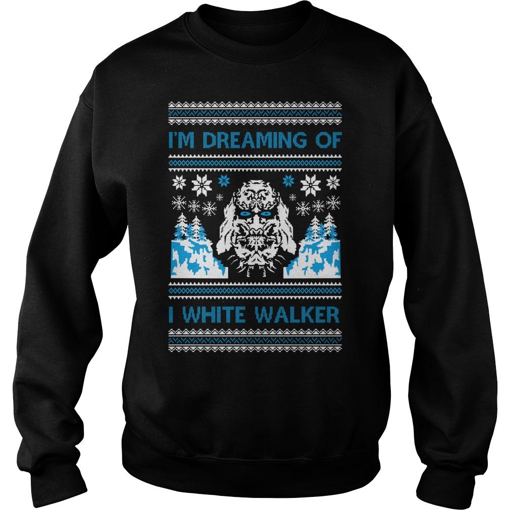I'm dreaming of I white walker sweater