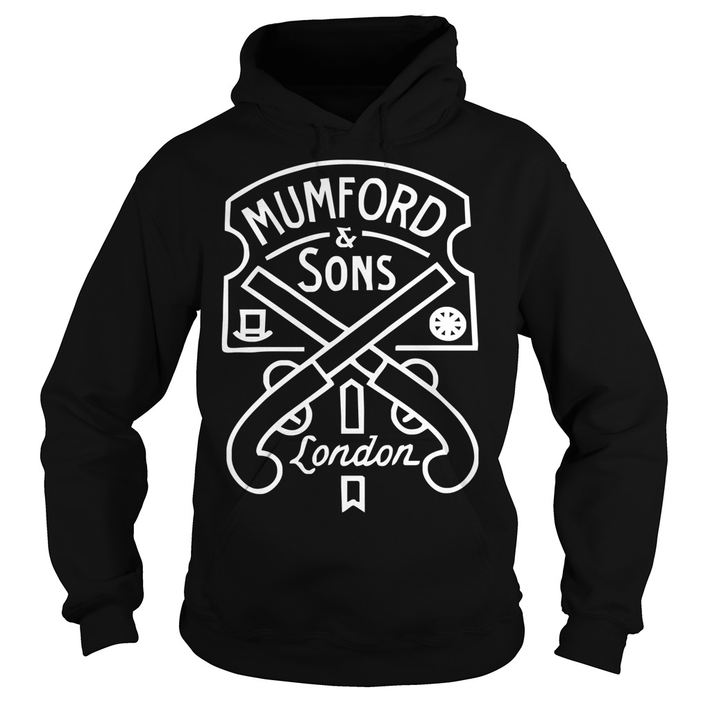 Mumford and Sons london Hoodie