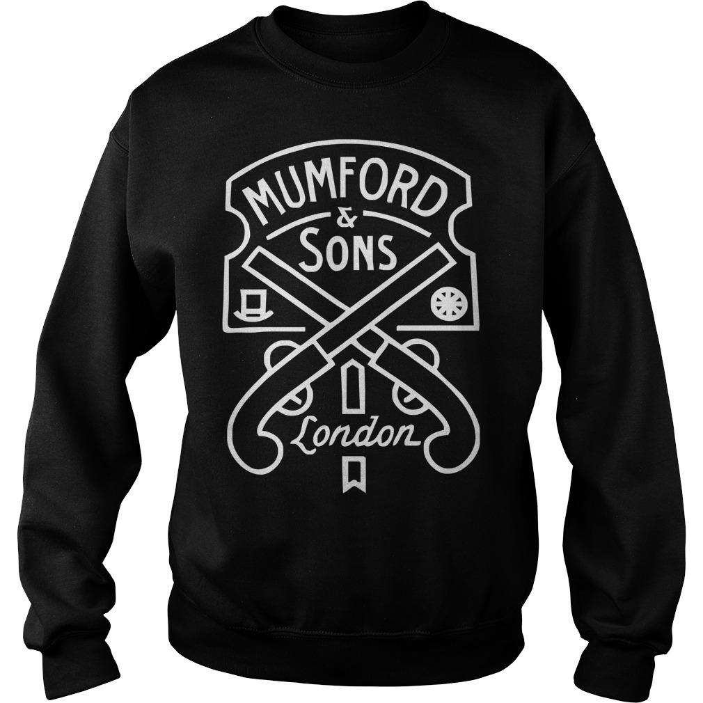 Mumford and Sons london Sweater