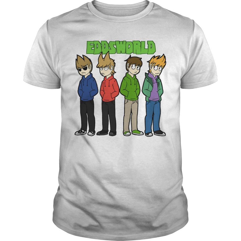 Official Eddsworld shirts