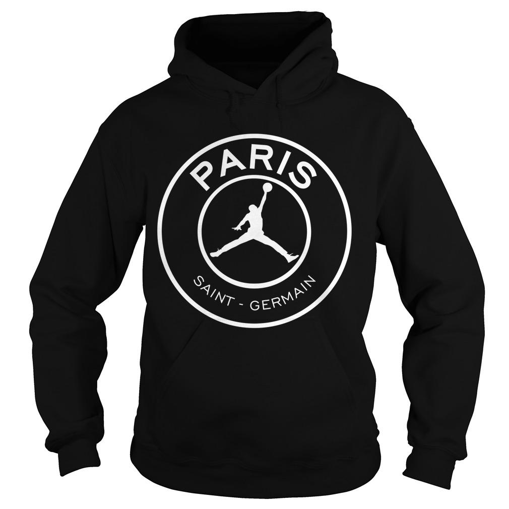Official Paris saint germain Hoodie