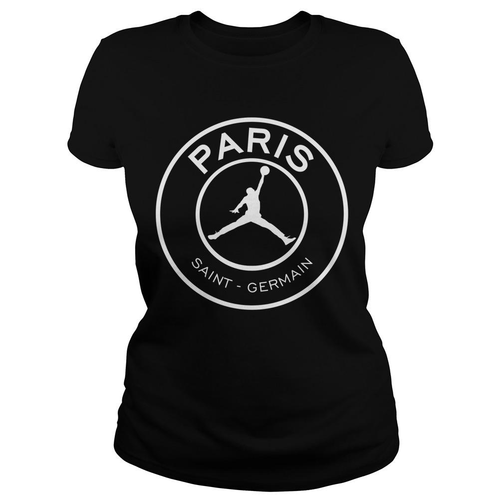 Official Paris saint germain Ladies Tee