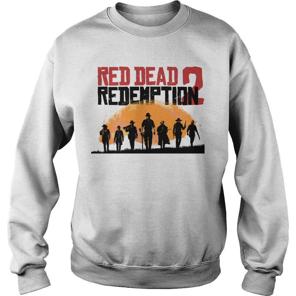 red dead redemption 2 Sweater