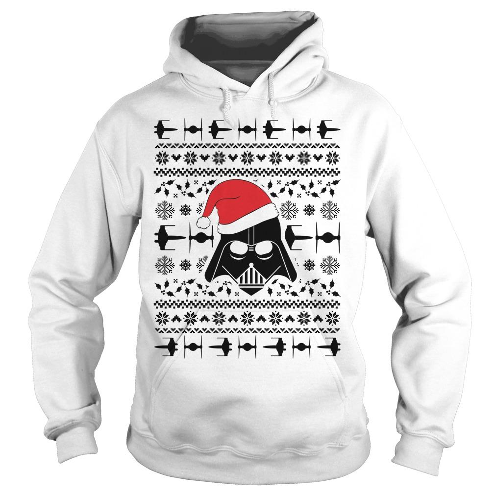 Star Wars Darth Vader ugly Christmas Hoodie