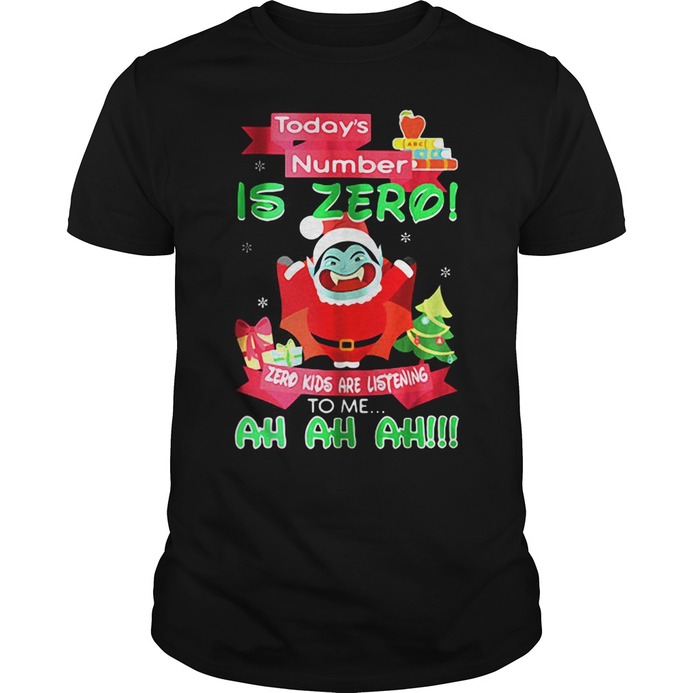 Zero Kids Are Listening To Me Guys shirt