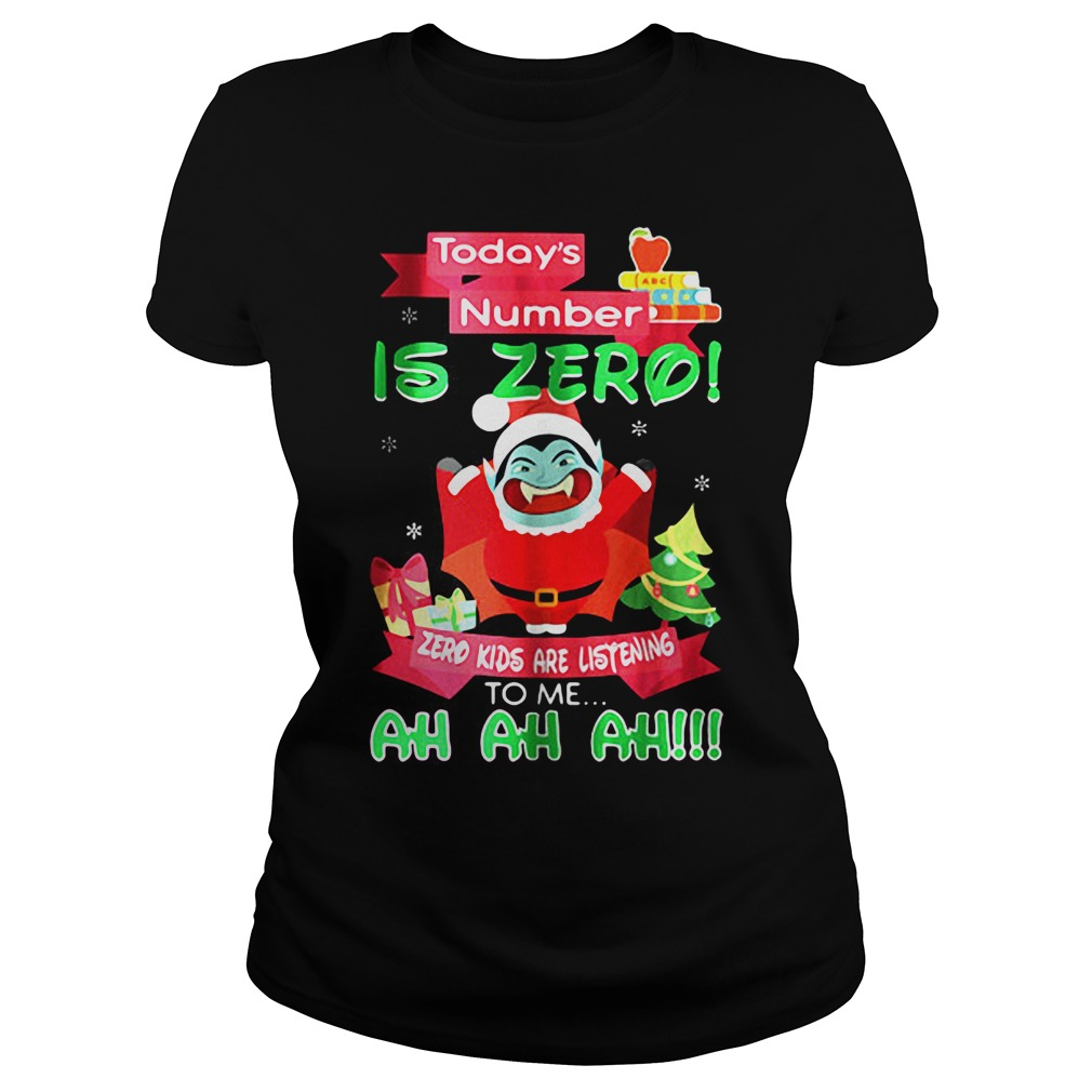 Zero Kids Are Listening To Me Ladies tee