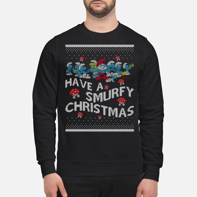Ho Ho Power Rangers Christmas Sweater Guys Shirt Hoodie