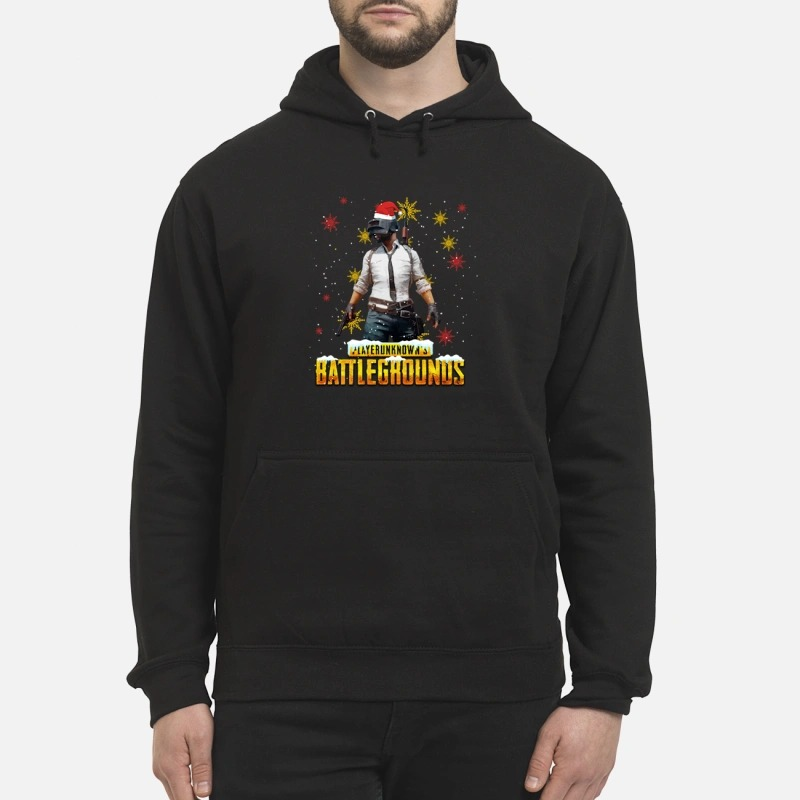 Pubg Christmas Playerunknow S Battlegrounds Sweater Hoodie