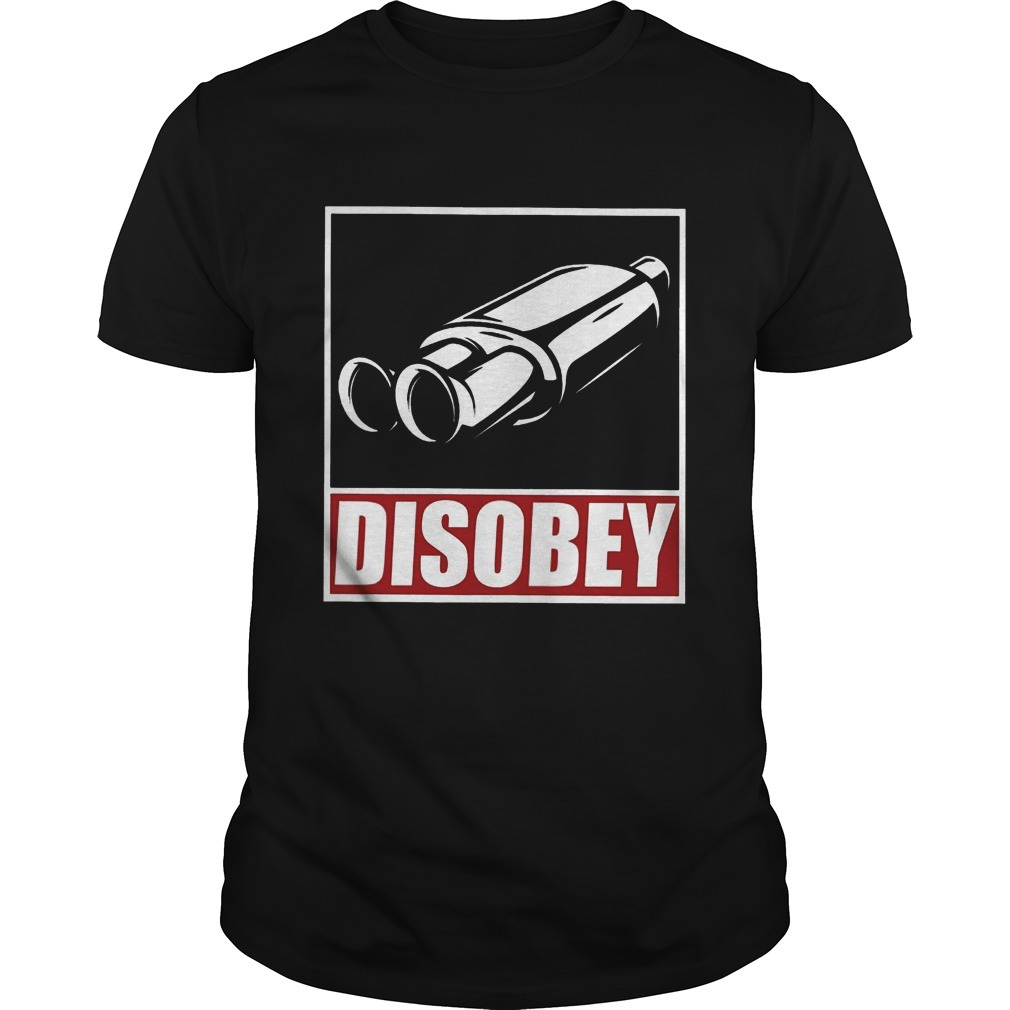 Bepeal AB 1824 Disobey Guys Shirt