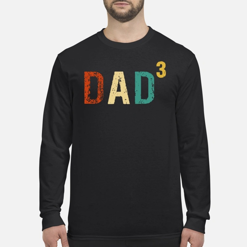 Color Dad 3 Longsleeve Tee