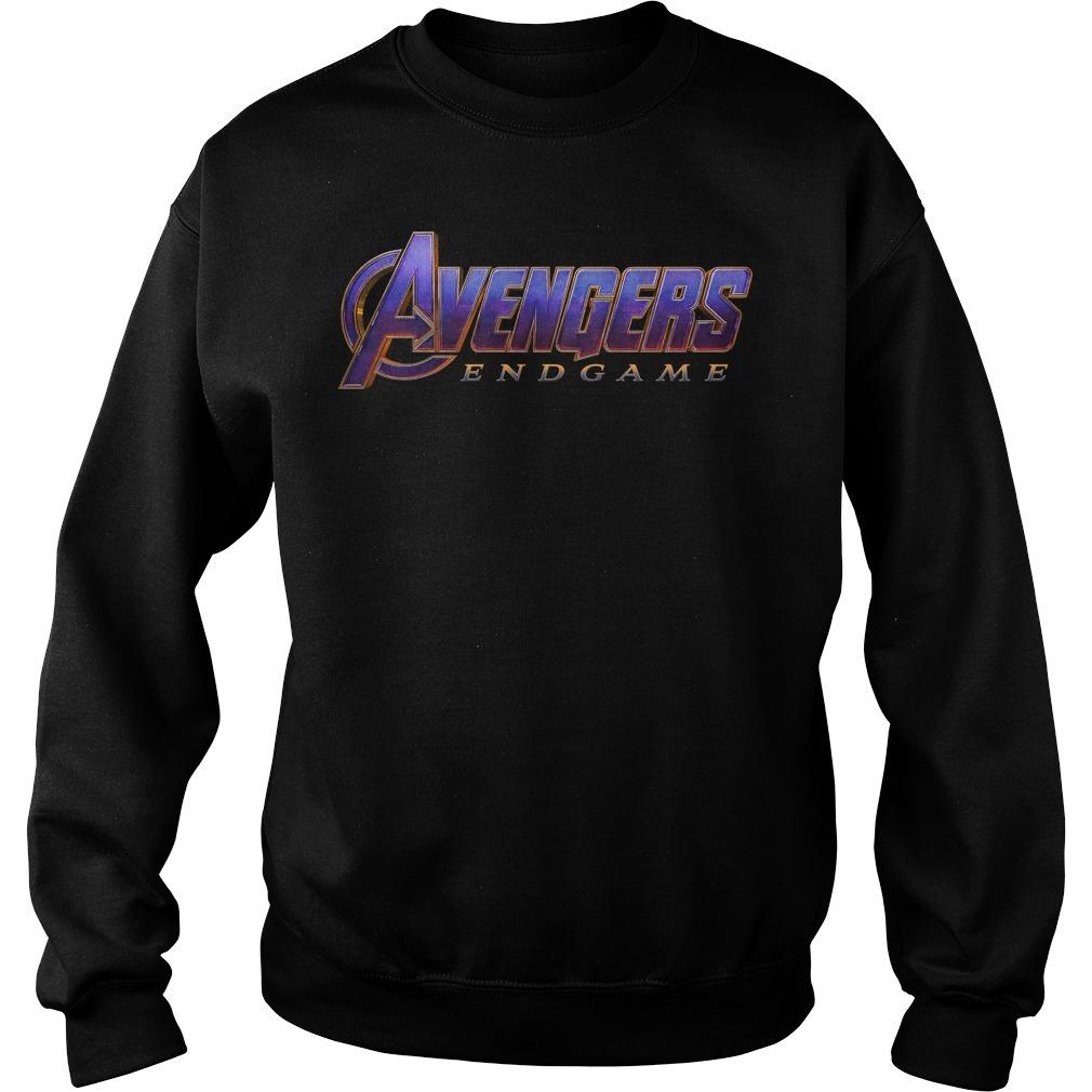 Avengers endgame Sweater