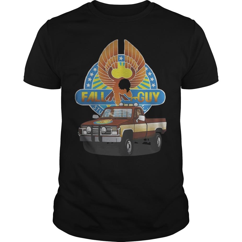 Fall guy stuntman association Guys Shirt
