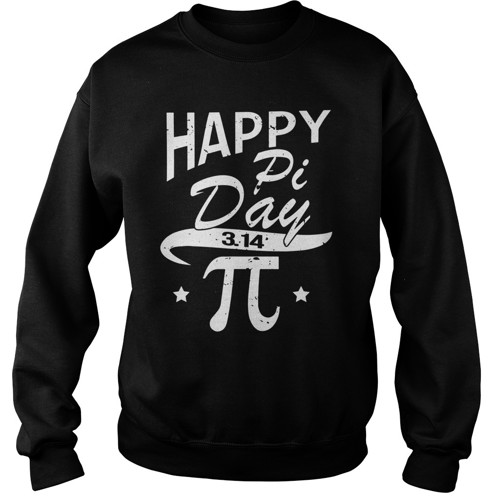 Happy pi day 3 14 Sweater