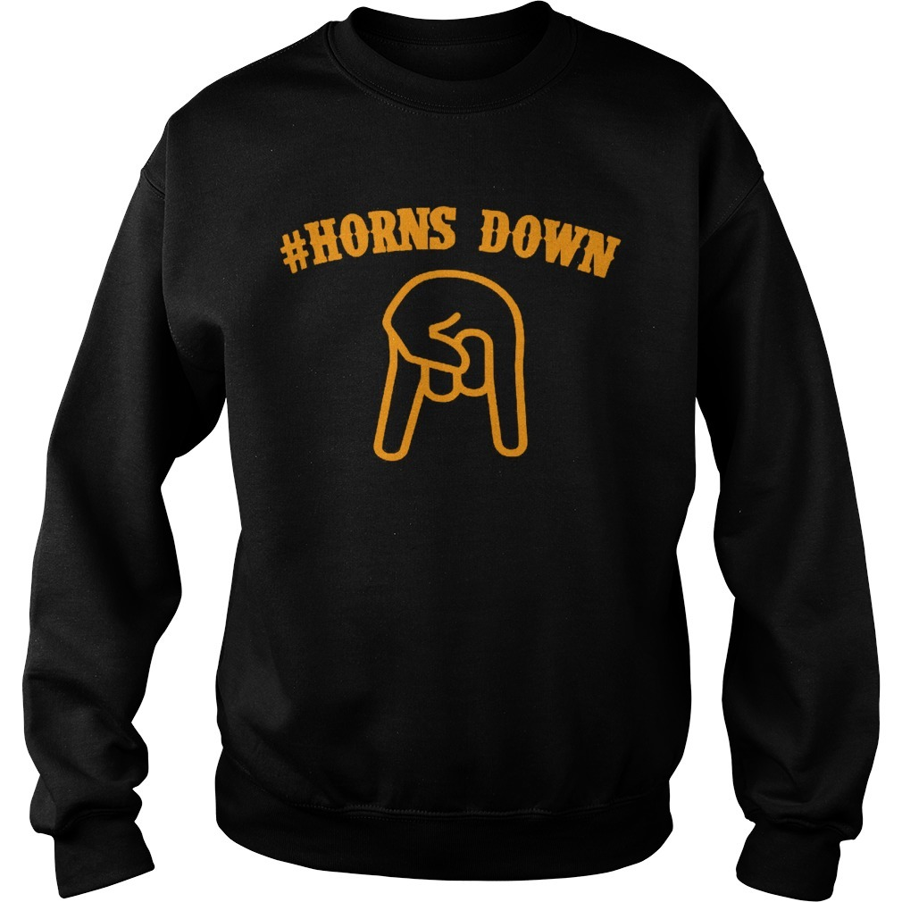 Horns down Sweater