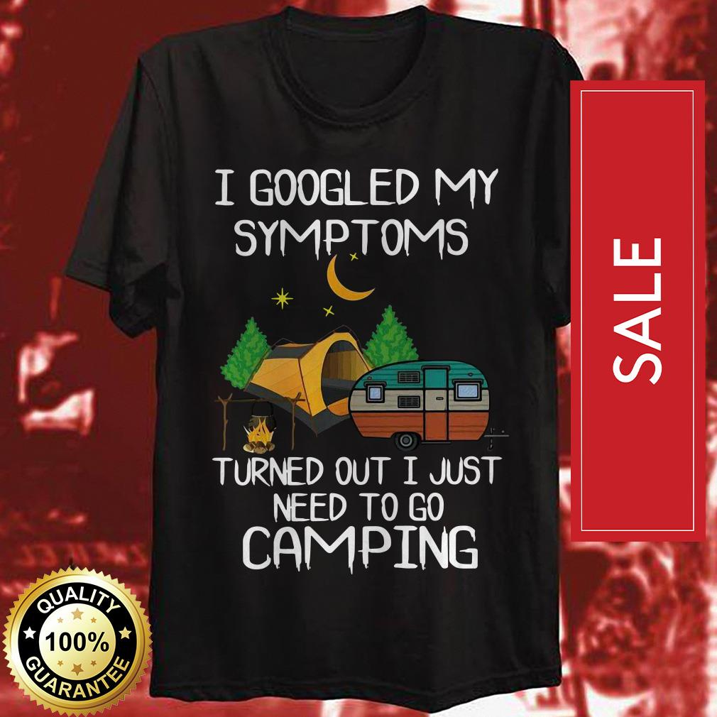 I googled my symptoms turns out I just need to go camping