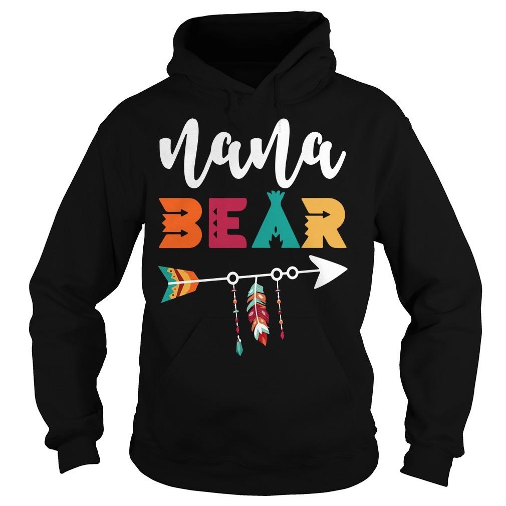Nana bear Hoodie