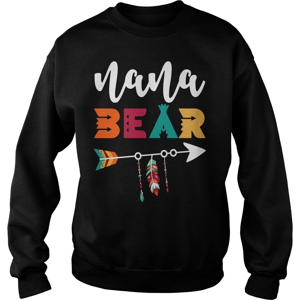 Nana bear Sweater
