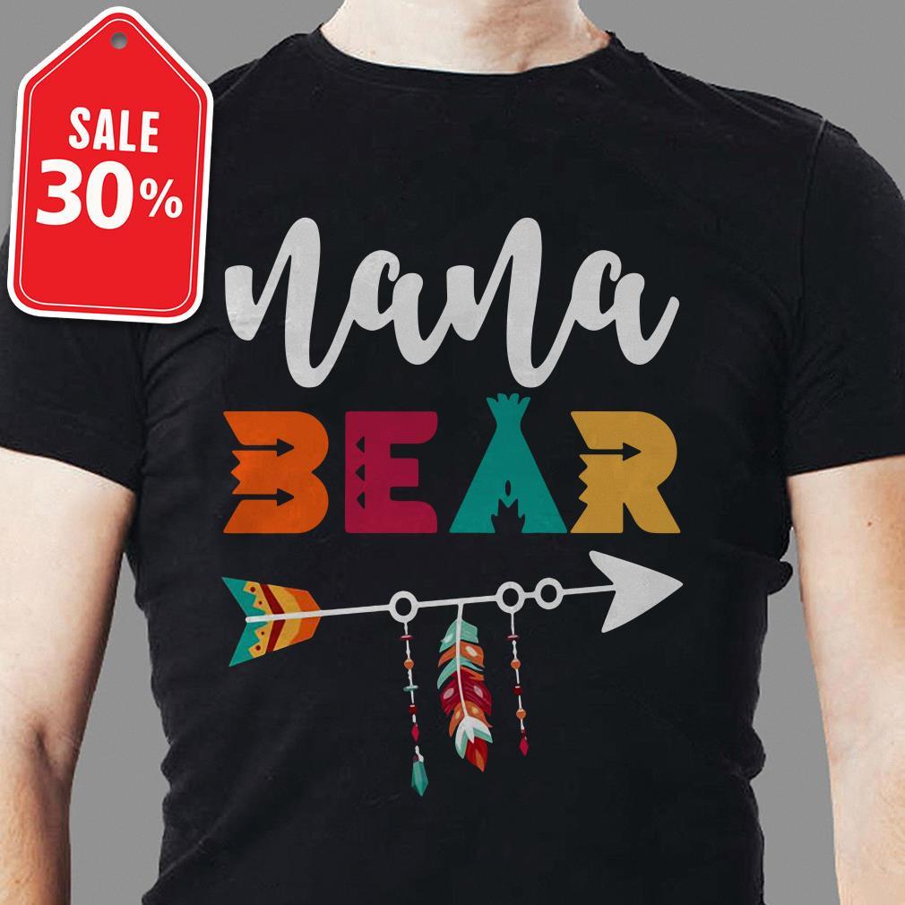 Nana bear T-shirt