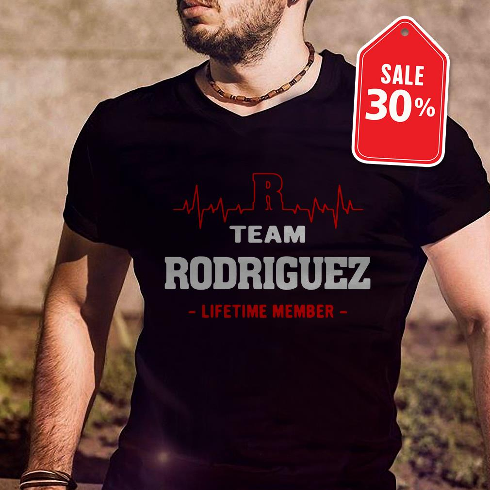 Team Rodriguez lifetime member