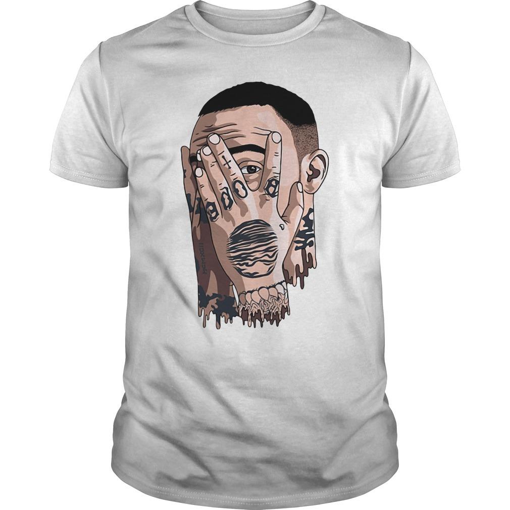 Will Smith ignoring Guys Shirt