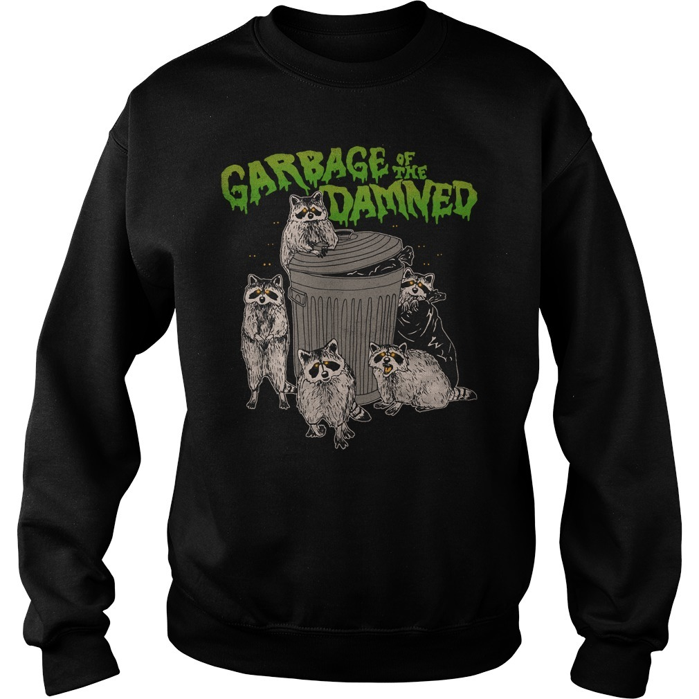 Woot garbage of the damned Sweater