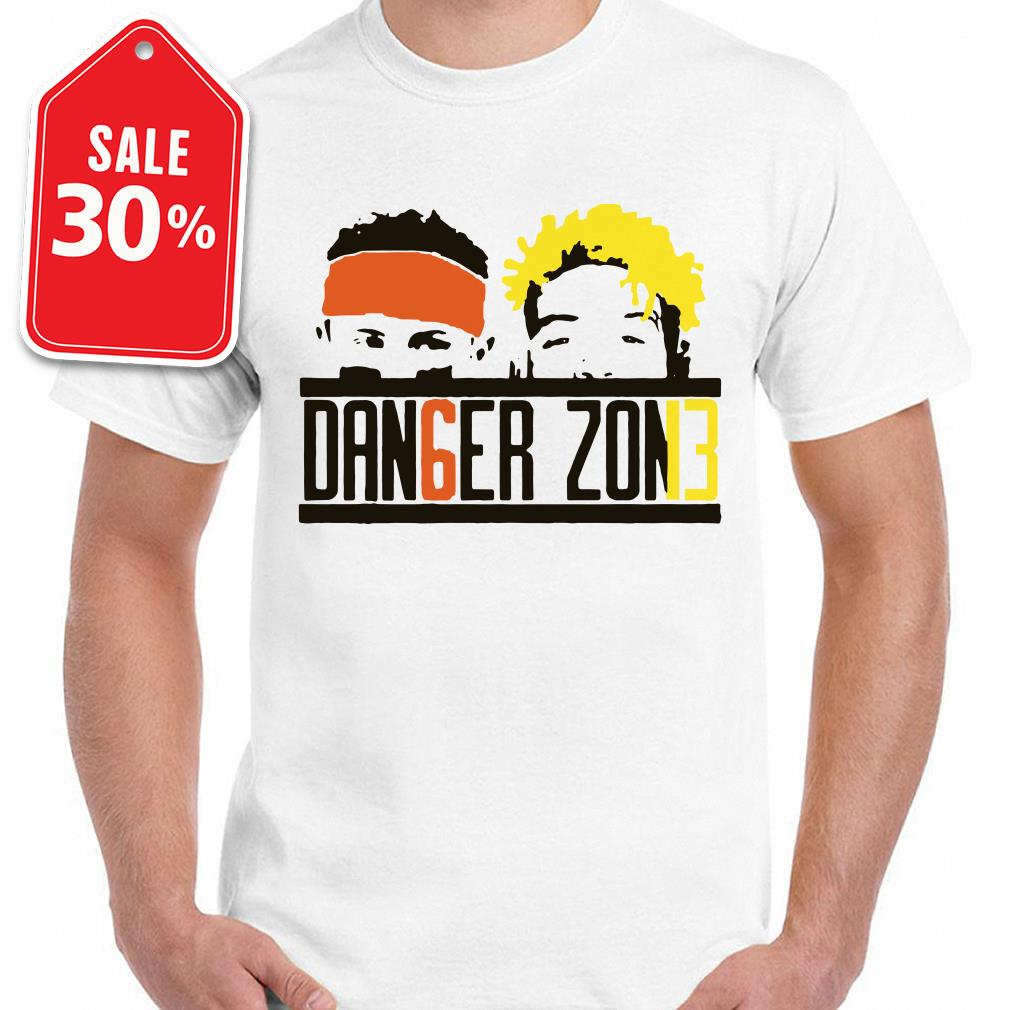 Cleveland Browns Odell Beckham Jr Baker Mayfield danger zone Guys shirt