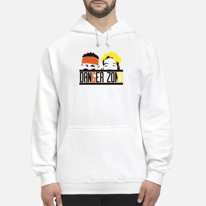Cleveland Browns Odell Beckham Jr Baker Mayfield danger zone Hoodie
