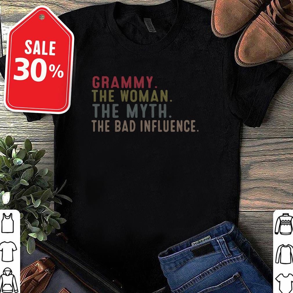 Grammy the woman the myth the bad influence