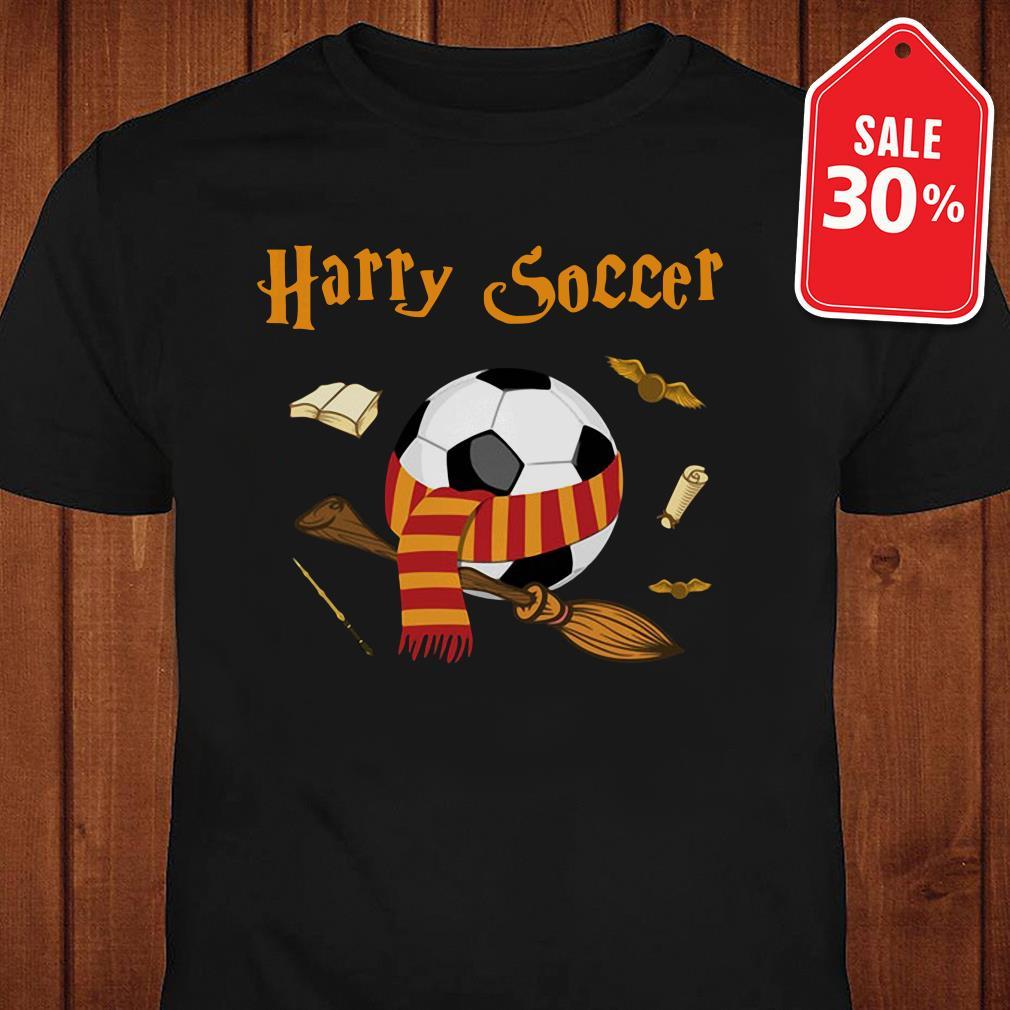 Harry Potter Harry soccer Guys shirt
