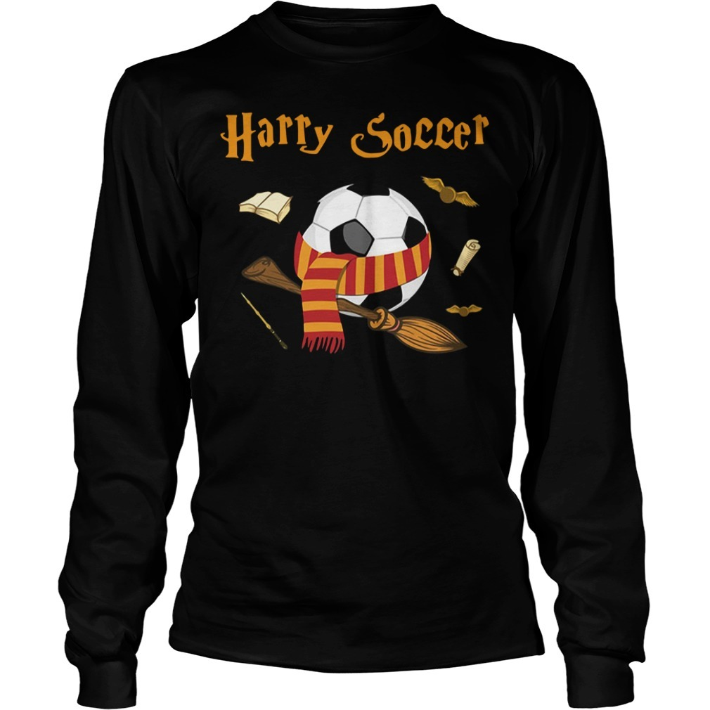 Harry Potter Harry soccer Longsleeve Tee