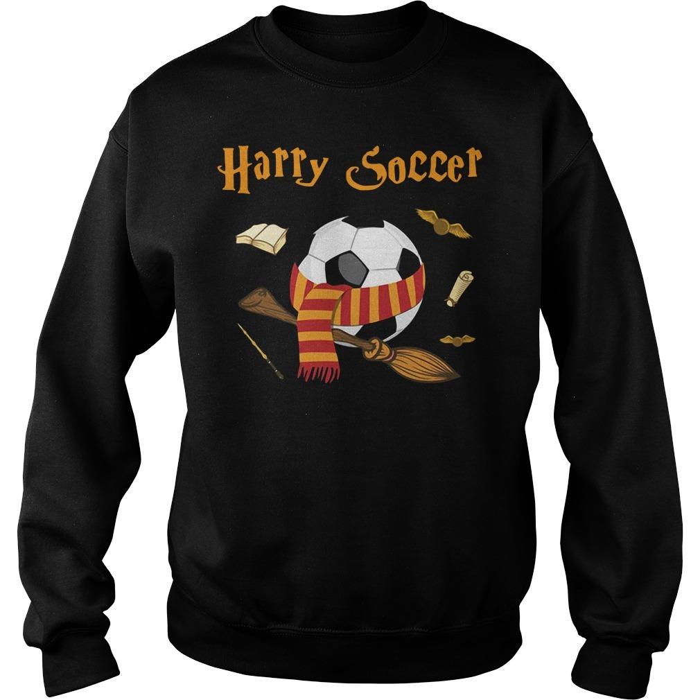 Harry Potter Harry soccer Sweater