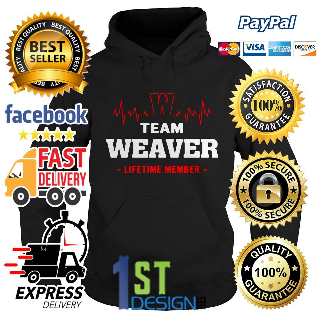 Heatbeat team Weaver lifetime member Hoodie