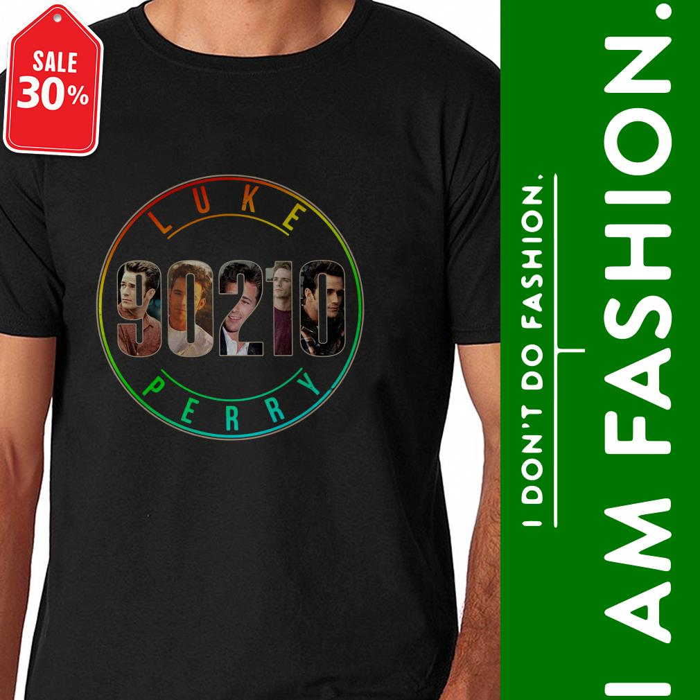 Official Beverly Luke 90210 Perry Guys shirt