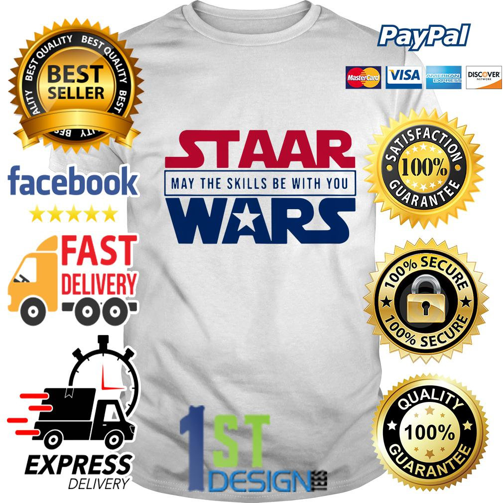 Star Wars may the skills be with you shirt