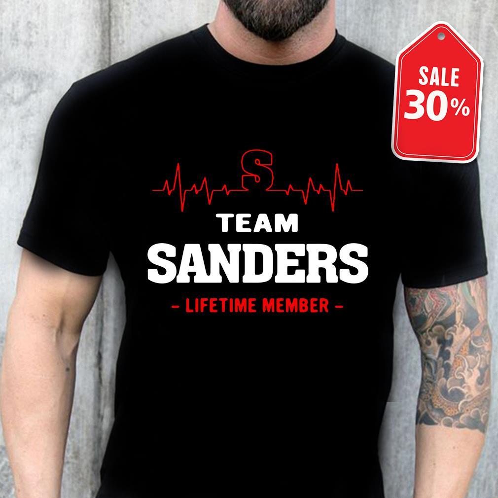 Team Sanders lifetime member