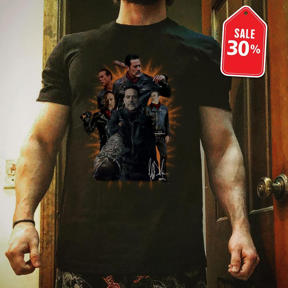 The walking dead Negan signature Guys shirt