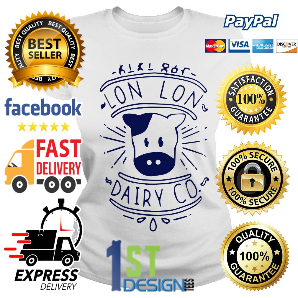 Lon Lon dairy co Ladies Tee