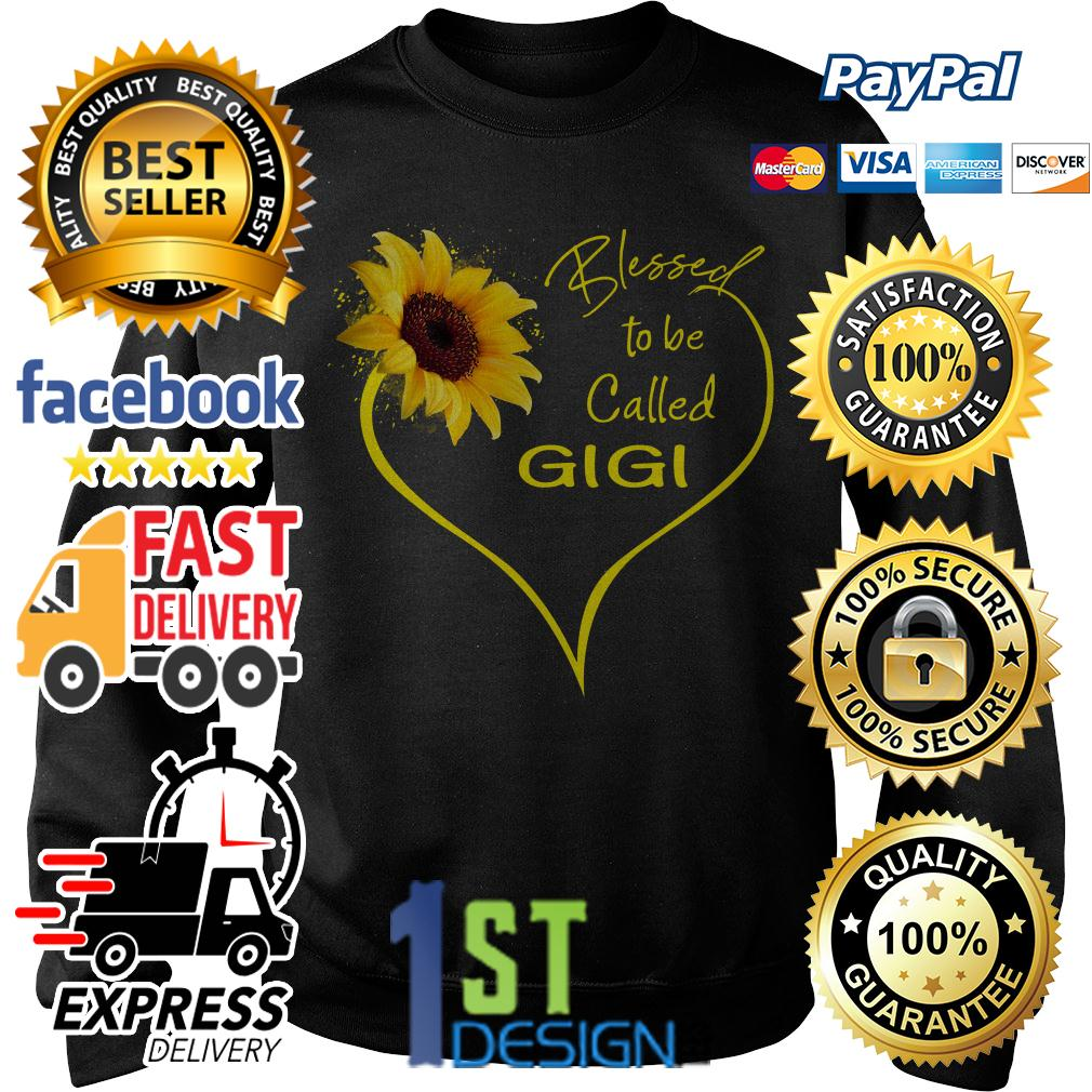 Sunflower blessed to be called Gigi Sweater