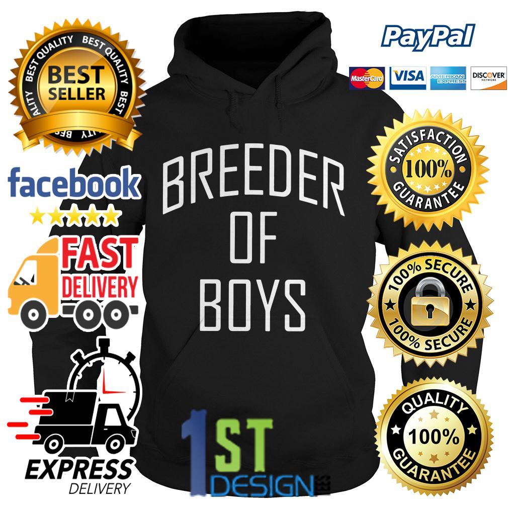 Breeder of boys Hoodie