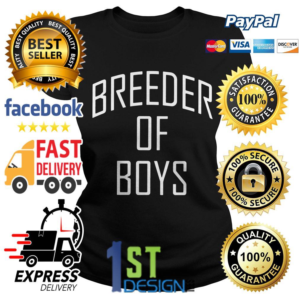 Breeder of boys Ladies Tee