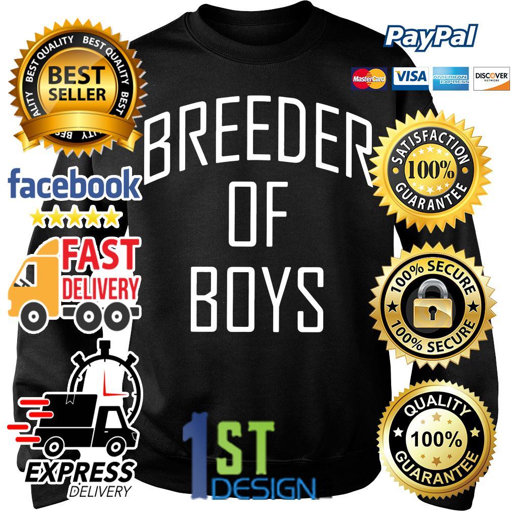 Breeder of boys Sweater