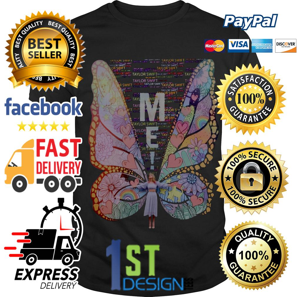 Butterfly me Taylor Swift shirt