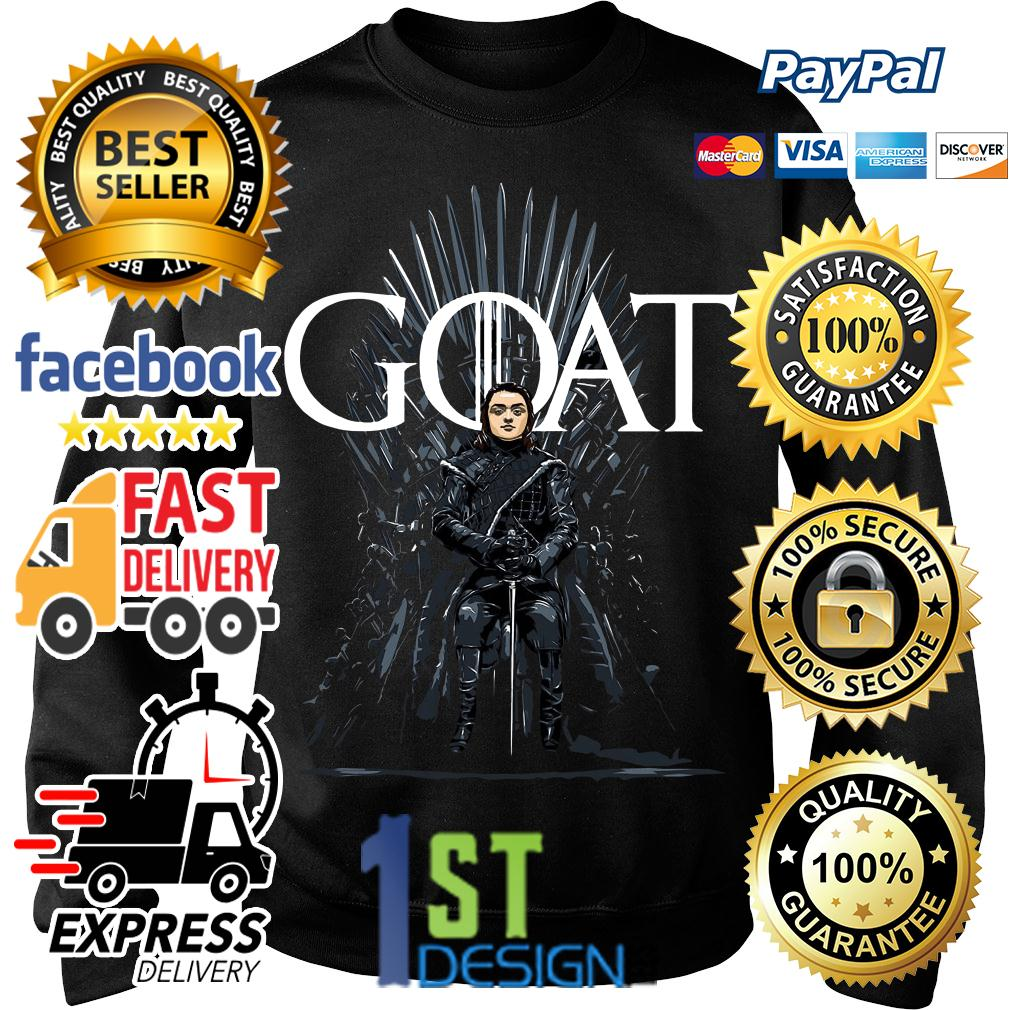 Game of Thrones Arya Stark Goat Sweater