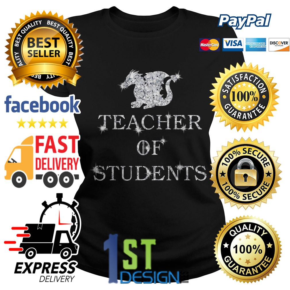 Game of Thrones diamond teacher of students shirt