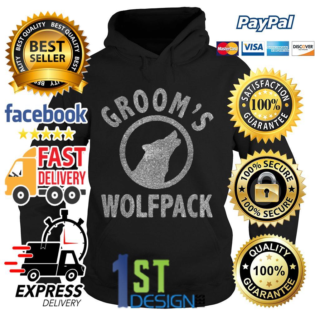 Grooms Wolfpack Hoodie