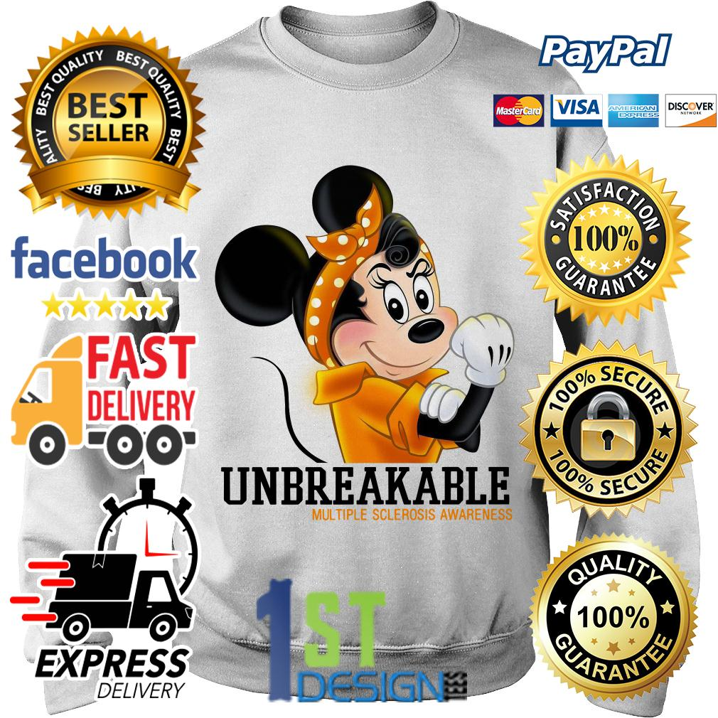Mikey unbreakable multiple sclerosis awareness Sweater