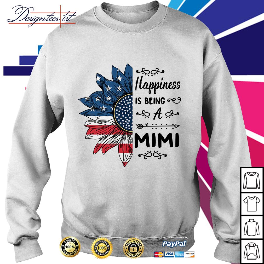 4th of July independence day sunflower happiness is being a Mimi Sweater